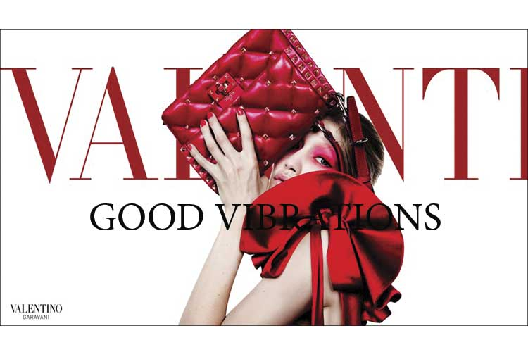b Good vibrations Valentino 26 02 18