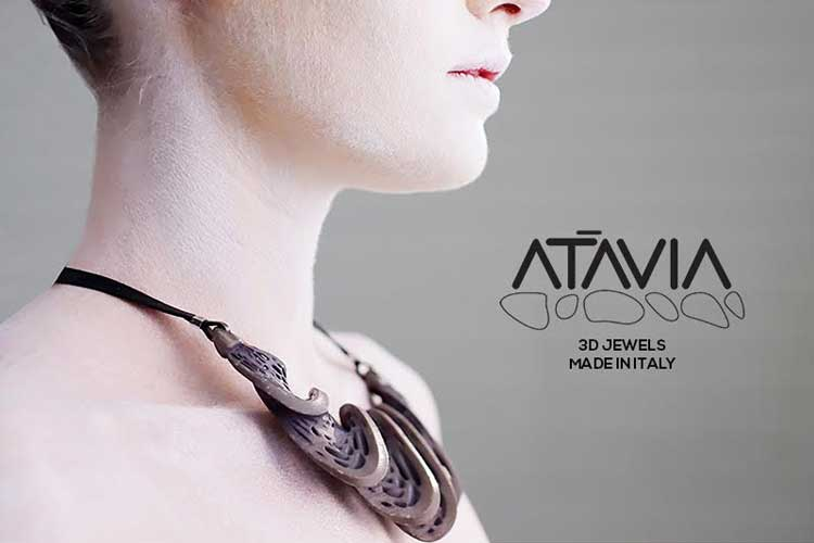 Atavia unicita Made in Italy in 3D7ott17 2