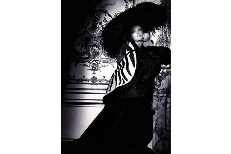 Giochi di camera oscura by Lillian Bassman 15ott18 5