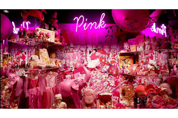 Pink a history of punk pretty powerful color 14 09 18 3