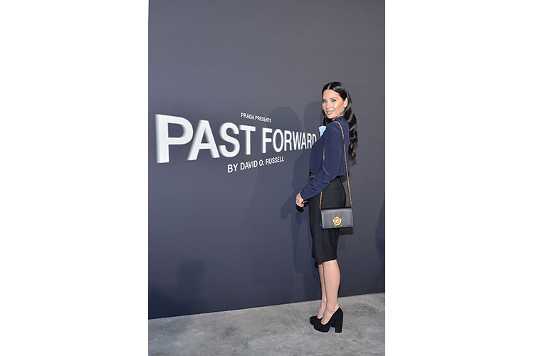 Prada presenta Past forward diretto da David O. Russell 19nov16 2
