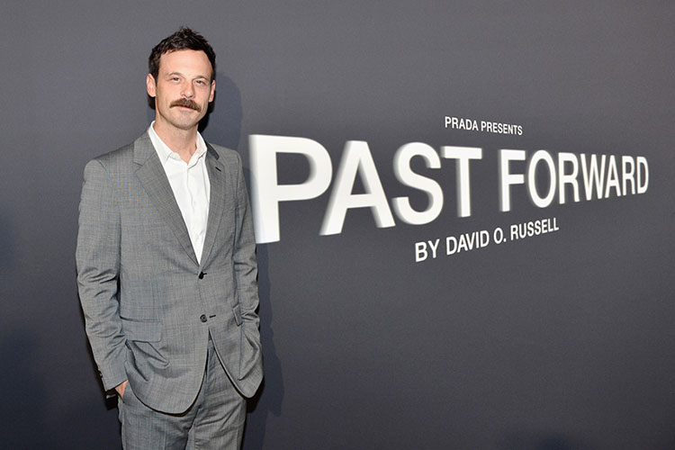 Prada presenta Past forward diretto da David O. Russell 19nov16 4