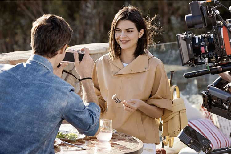 Roberto Bolle e Kendall Jenner per Tods 10 06 18 3