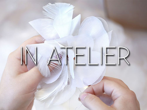 in atelier bridal section